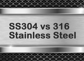 AISI 304 vs 316 Stainless Steel SS304 vs SS316