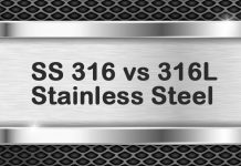 SS316 vs 316L Stainless Steel