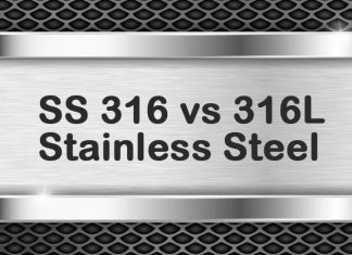 SS316 vs 316L Stainless Steel SS316L AISI 316L SS 316L