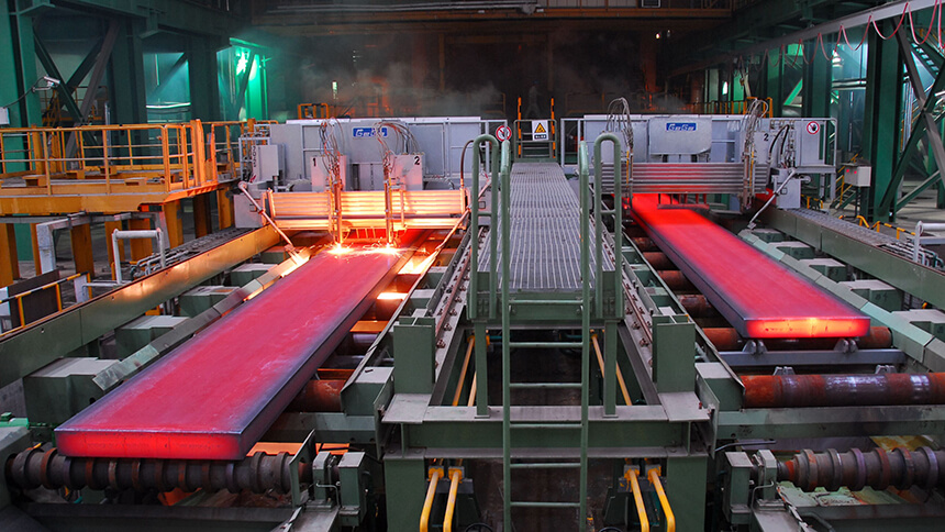 Different Types of Steel