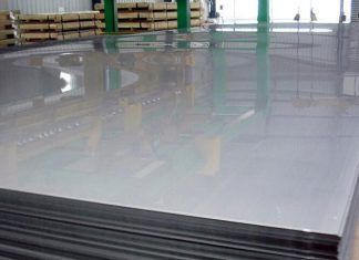 EN 1.4125 X105CrMo17 steel sheets